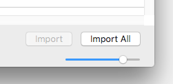 Image Capture - import all